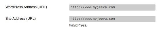 Diversos domínios para a mesma instalação do WordPress